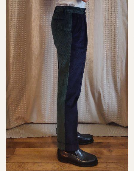Fun pants Athi Editions Bleu et Vert